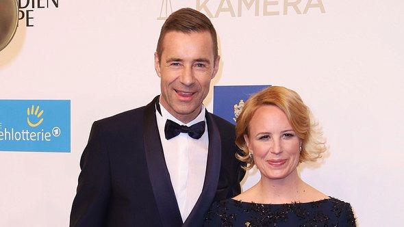 Kai Pflaume und seine Frau Ilke Pflaume 2018