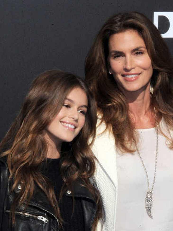 Kaia Gerber: Tochter von Cindy Crawford wird jetzt auch Super-Model!
