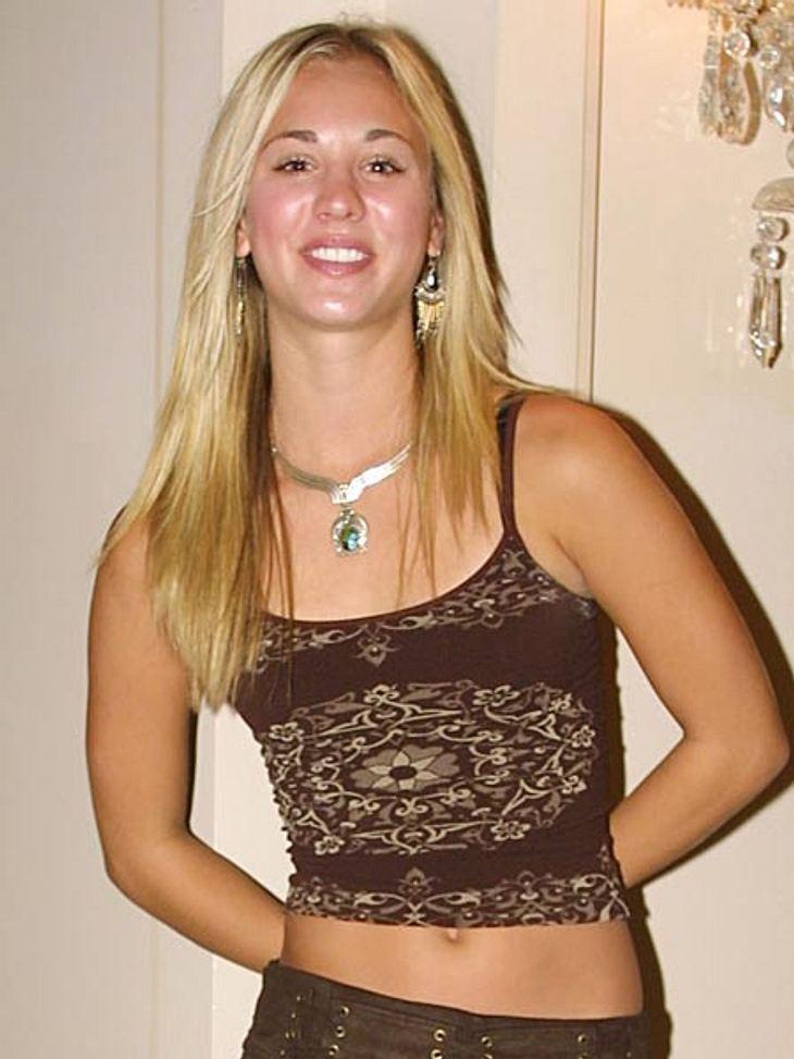 Kaley Cuoco mit 16 Jahren