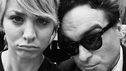 Geht da wieder was zwischen Kaley Cuoco und ihrem Ex Johnny Galecki? - Foto: instagram.com/normancook