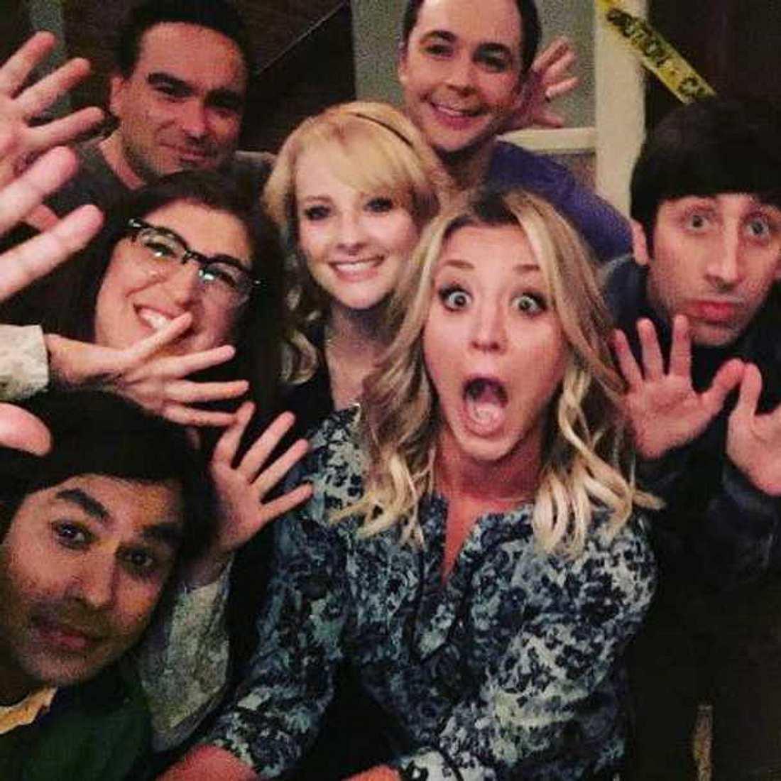 Kaley Cuoco: Macht sie mit The Big Bang Theory Schluss?