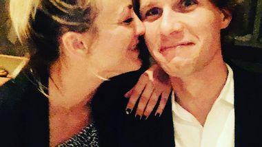 Frischverliebt: Kaley Cuoco postet Liebes-Selfie mit Karl Cook - Foto: Instagram / normancook