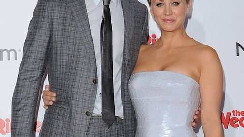Kaley Cuoco und Ryan Sweeting - Foto: Getty Images