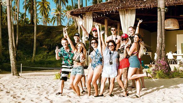 Kampf der Realitystars: Wer ist raus? - Foto: RTLZWEI