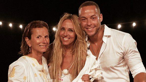 Claudia Obert, Loona und Andrej Mangold - Foto: RTLzwei