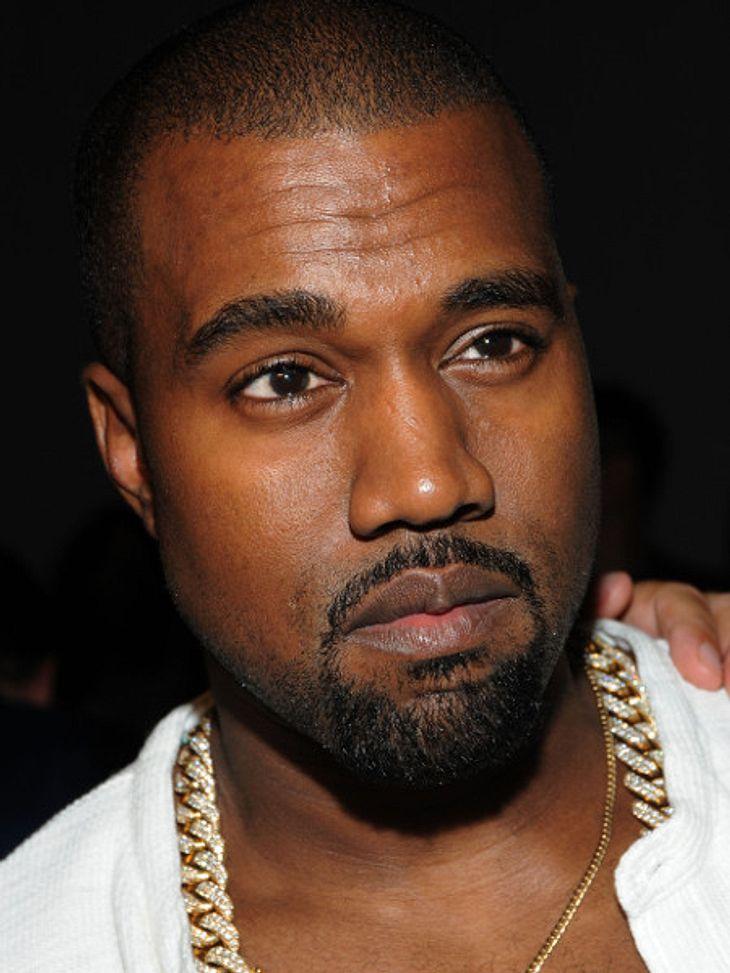 Kanye West wandert vielleicht in den Knast