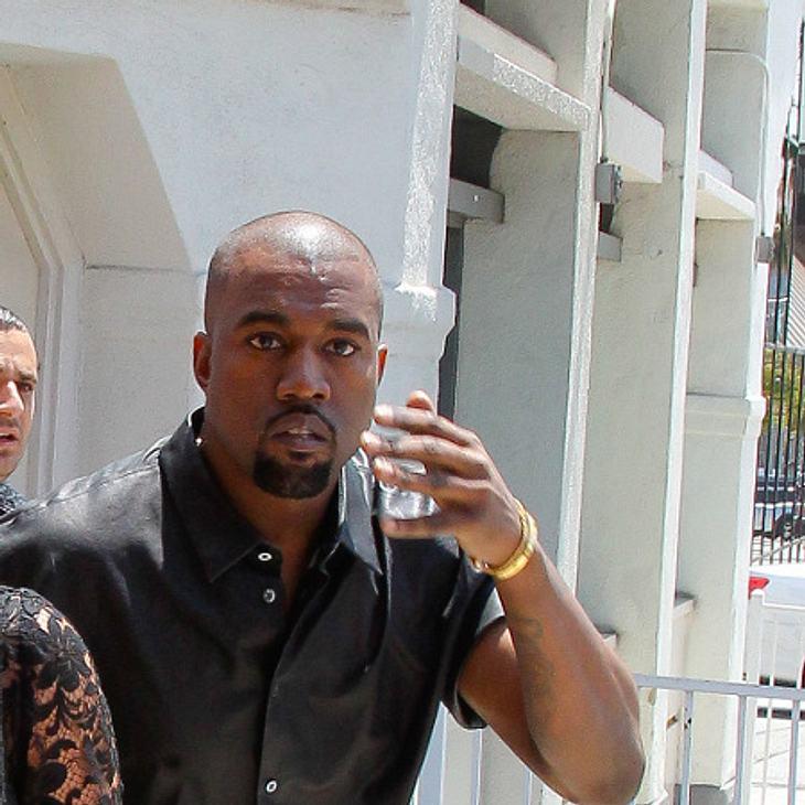 Kanye West hielt eine mehr als seltsame Rede.