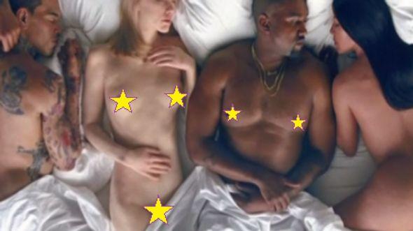 Kanye West provoziert gerne - Foto: Screenshot Tidal