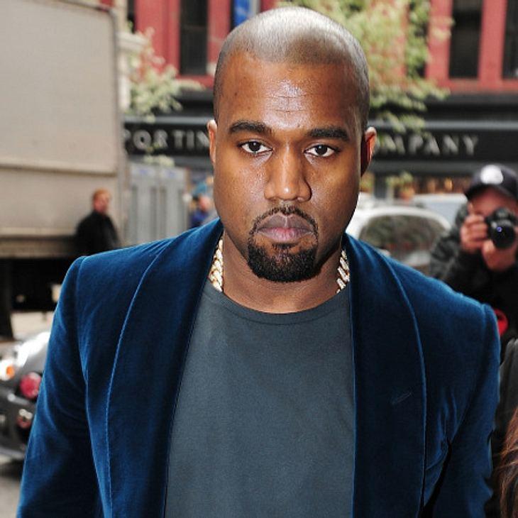 Kanye West ist der Erfolg zu Kopf gestiegen.