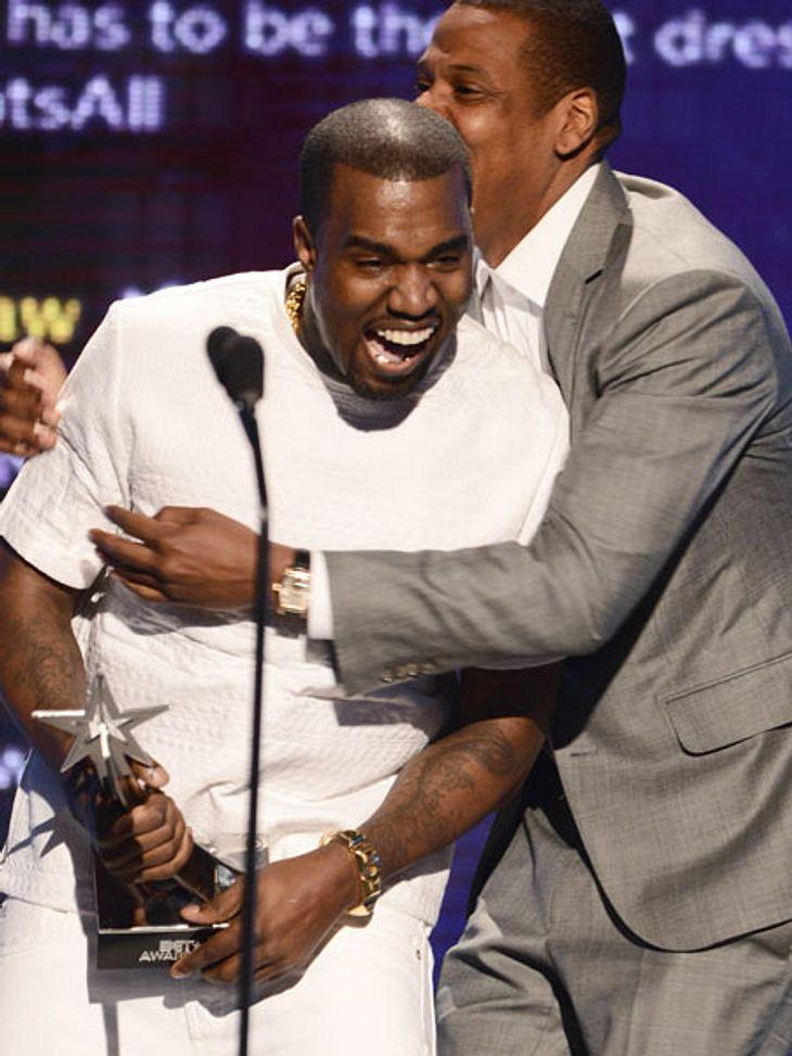 Kanye West könnte sechs Grammys abräumen