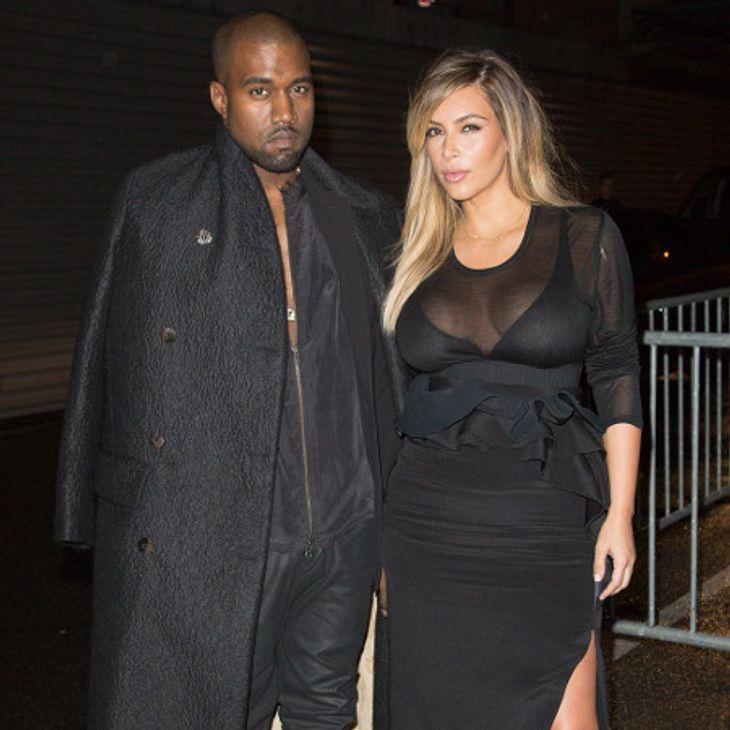 Der Antrag von Kanye West wurde von Kim Kardashian selbst geplant.