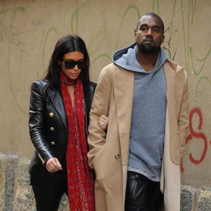 Kanye West bestimmt in der Ehe mit Kim Kardashian über ihr Leben.