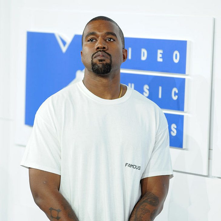 Kanye West übertrifft sogar den Papst!