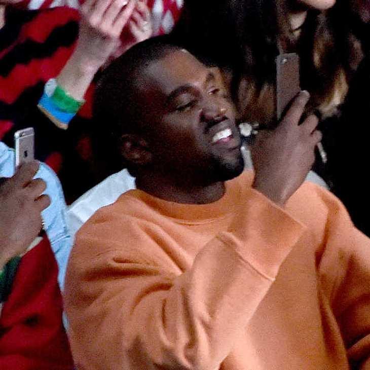 Kanye West denkt nicht an die Scheidung von Kim Kardashian!