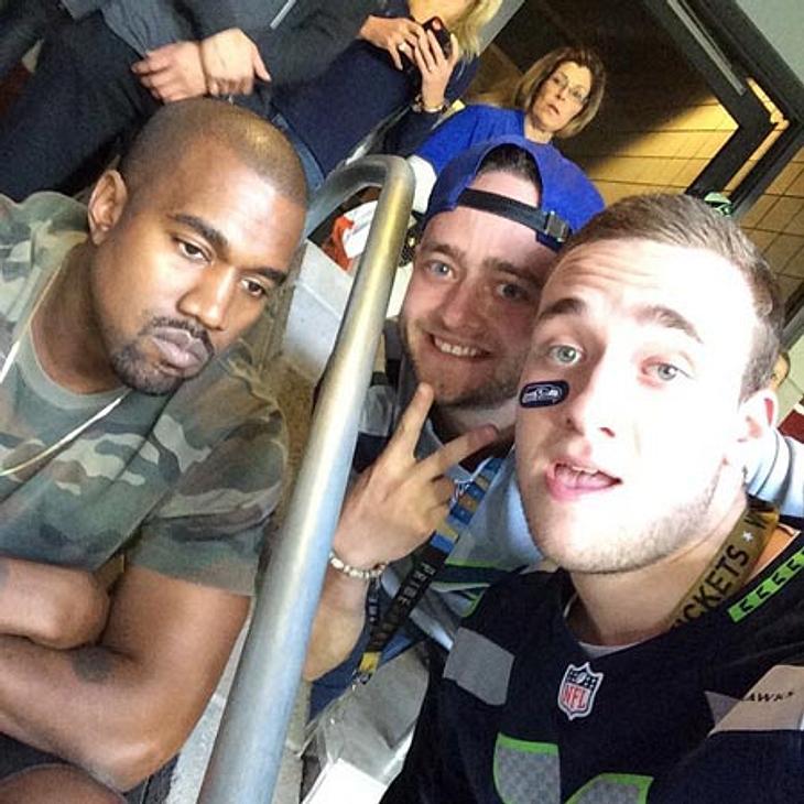 Kanye hat keinen Bock