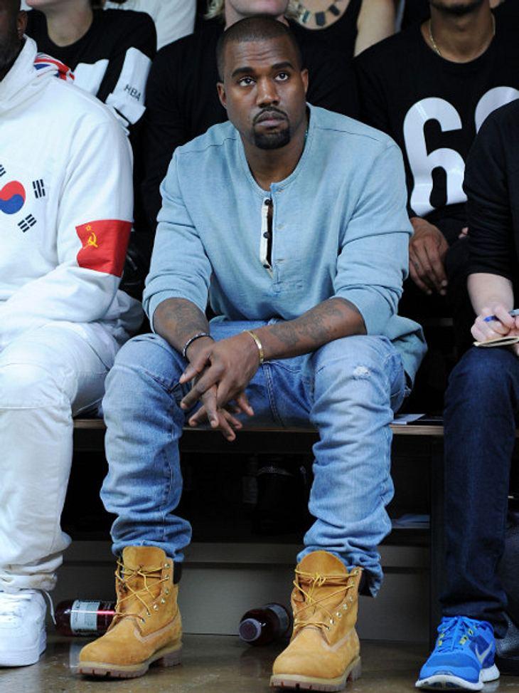 Kanye West hat echte Vaterqualitäten