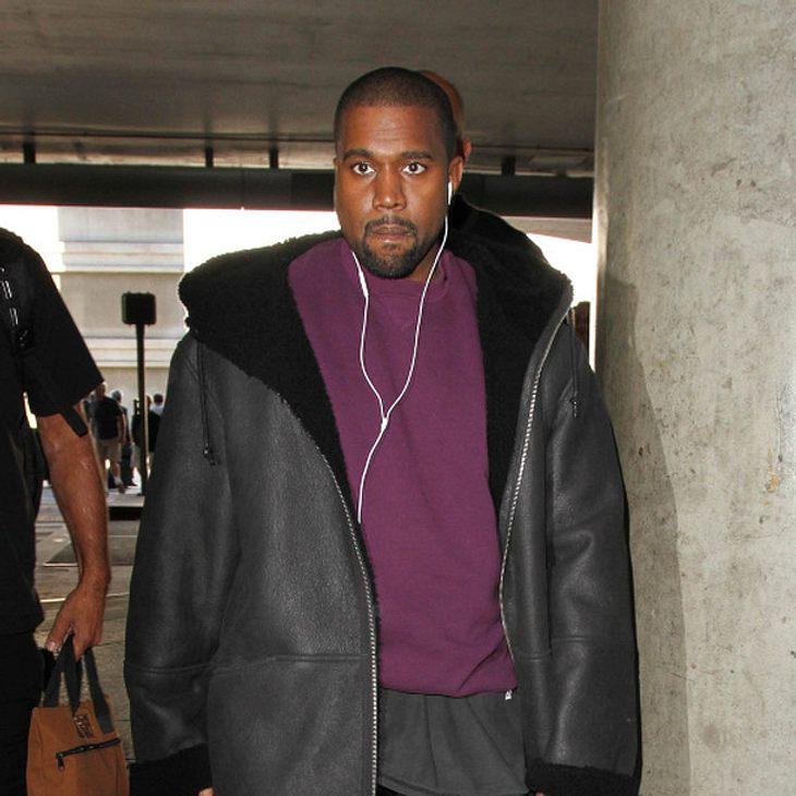 Kanye West ist wieder zuhause