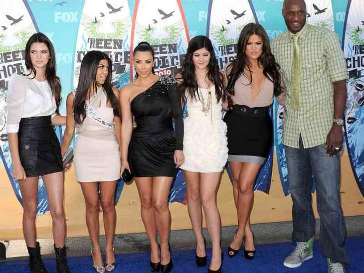 Die Teen Choice Awards 2010 - Die Gewinner
