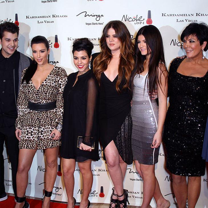 Klinik-Schock bei den Kardashians!