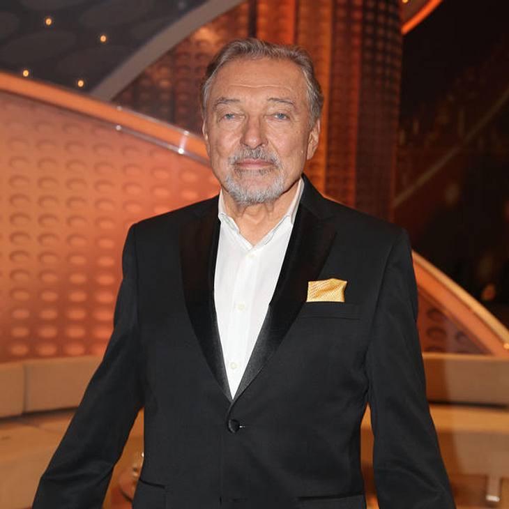 Goldene Stimme aus Prag: Karel Gott mit Grippe im Krankenhaus!