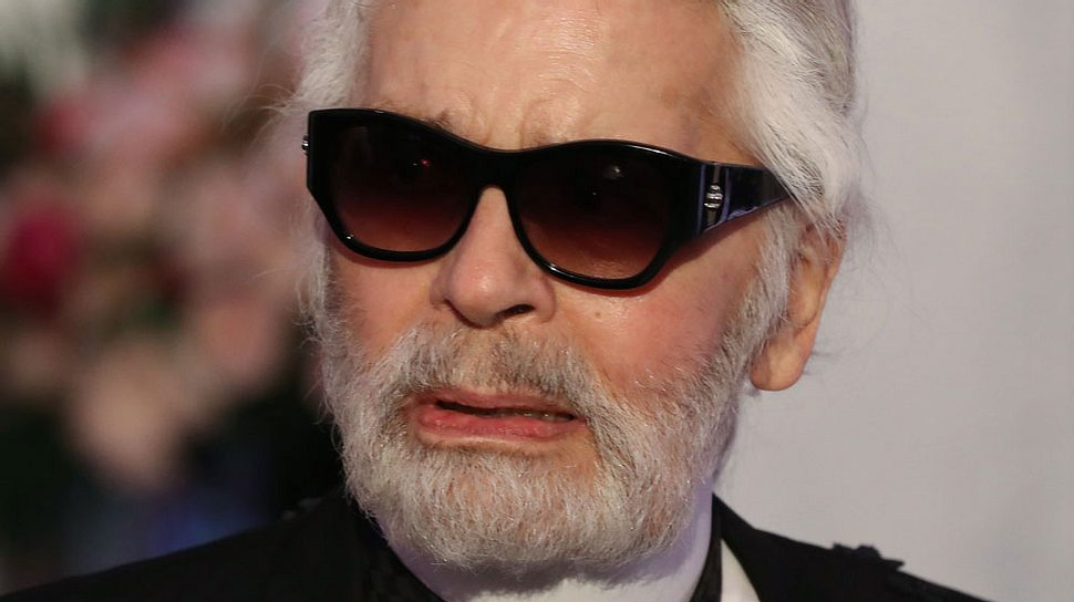 Karl Lagerfeld - Foto: Getty Images