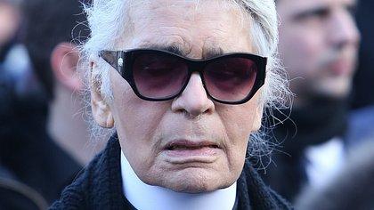 Karl Lagerfeld hatte ewig keinen Kontakt zu seiner Schwester - Foto: WENN.com