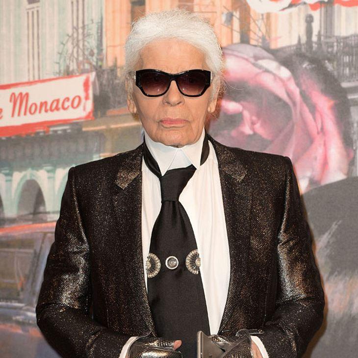 Also doch: Karl Lagerfeld will in Rente gehen