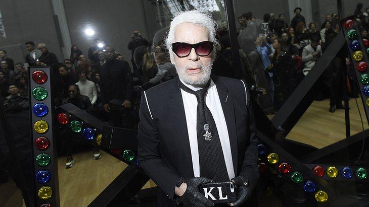 Karl Lagerfeld: Große Sorge! Wie krank ist er wirklich?