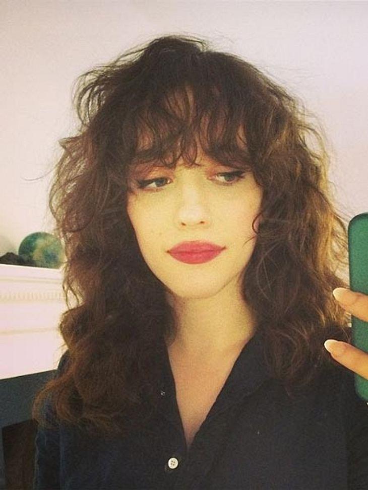 Kat Dennings hat eine neue Frisur