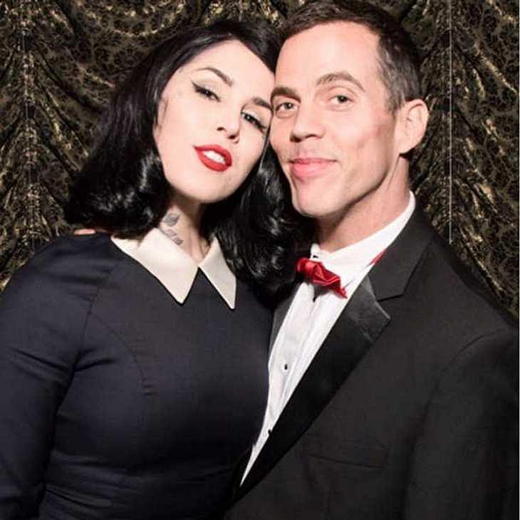 Kat Von D Steve-O Paar