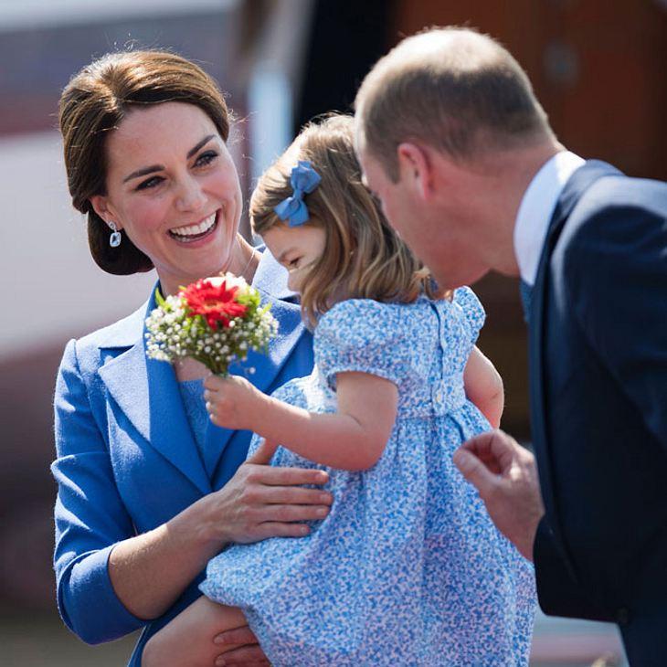 Herzogin Kate: Babygeschlecht enthüllt!