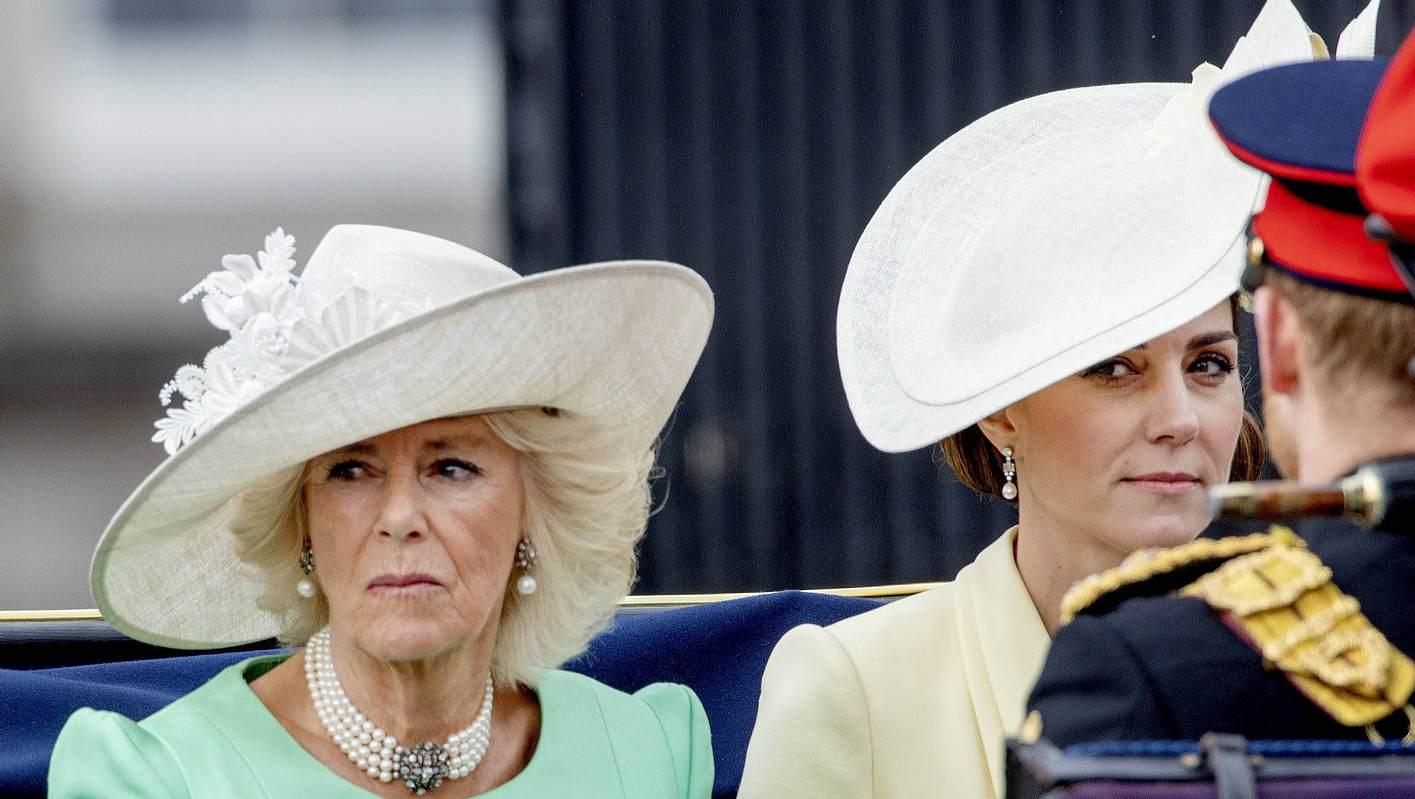 Kate und Camilla