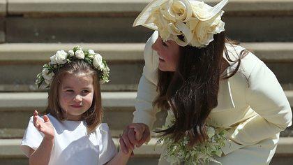 Prinzessin Charlotte: So teuer ist der Look von Herzogin Kates Tochter! - Foto: Getty Images