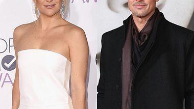 Kate Hudson und Brad Pitt - Foto: getty