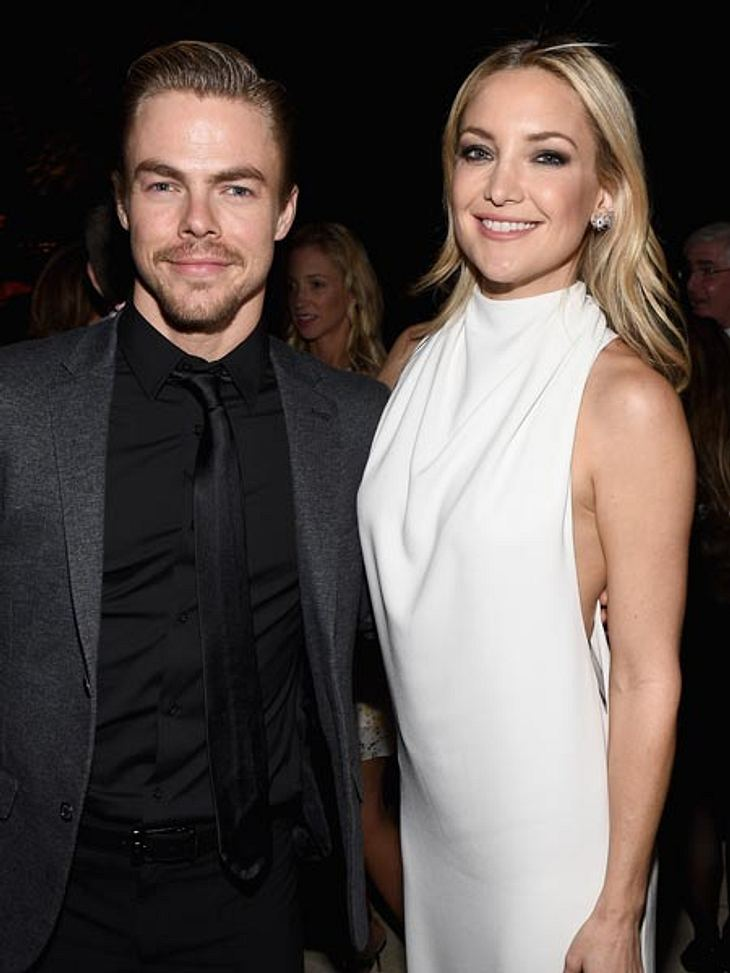 Kate Hudson turtelt mit Derek Hough