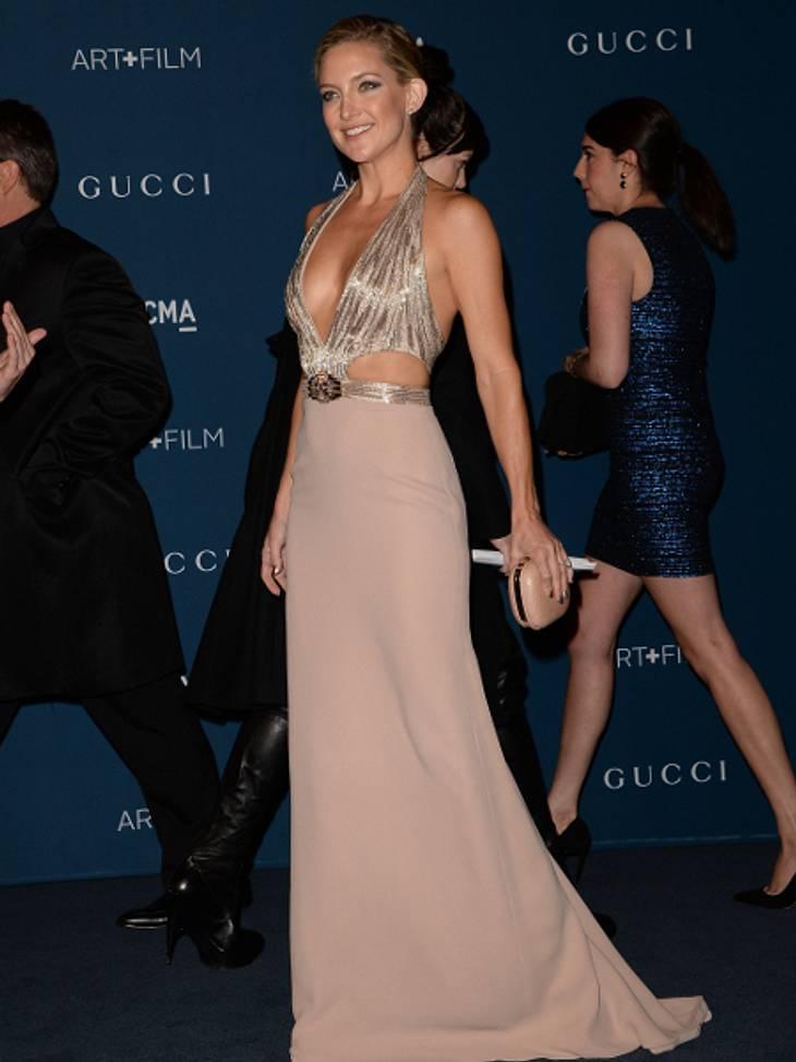 Kate Hudson kauft keine Designer-Kleider