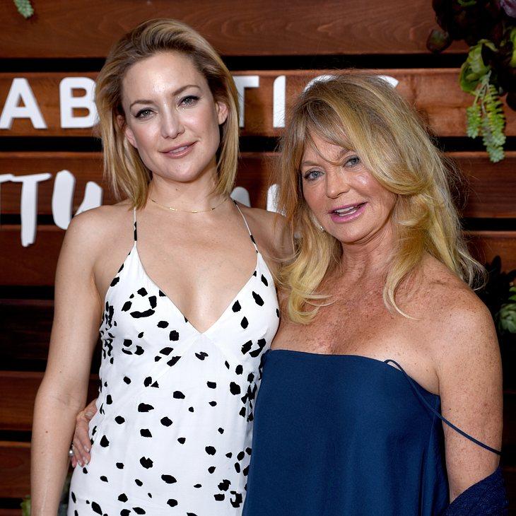 Kate Hudson spricht über Goldie Hawn