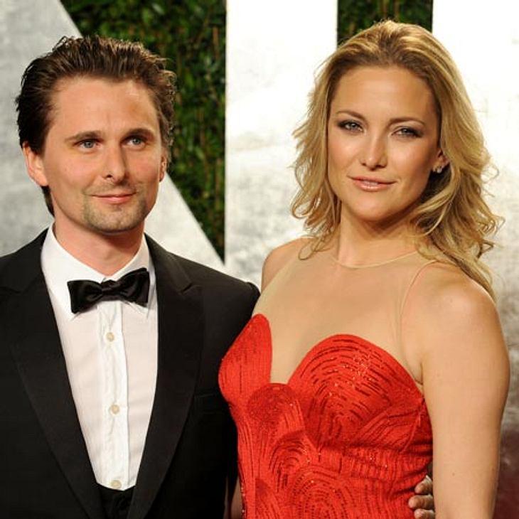 Kate Hudson und Matthew Bellamy: Steht die Trennung kurz bevor?