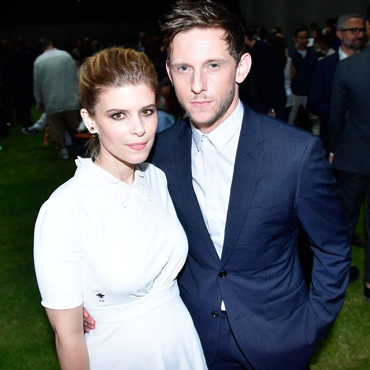 Kate Mara hat Jamie Bell geheiratet