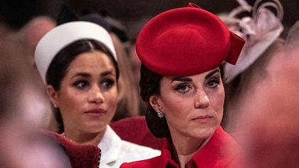 Herzogin Kate: Tränen-Drama! Der Besuch bei Baby Archie war die Hölle! - Foto: Getty Images