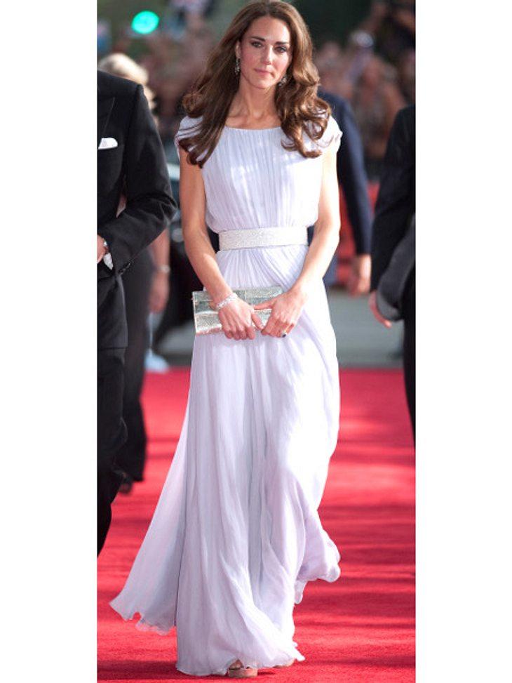 Das ist das Brautkleid von Kate Middleton