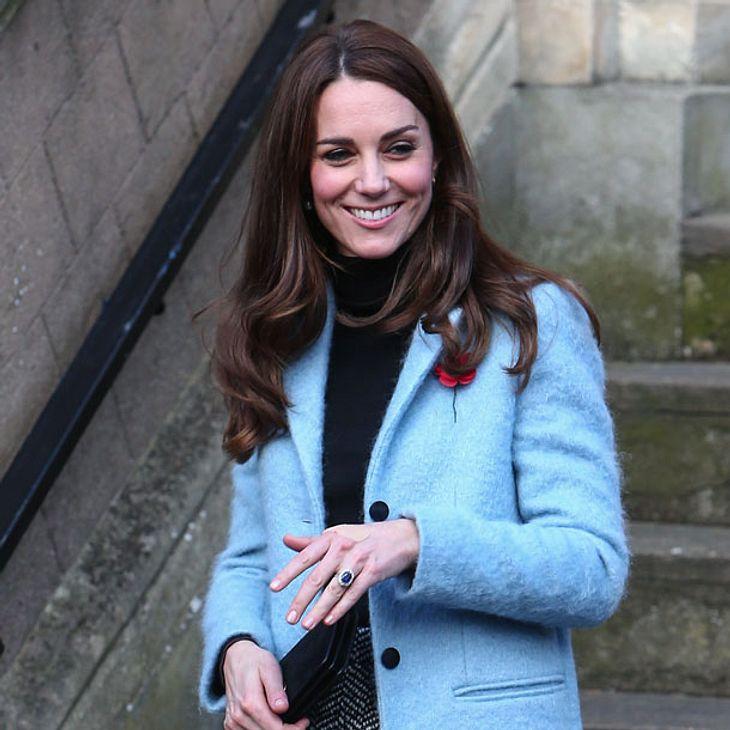 Herzogin Kate: Das denkt sie wirklich über Meghan Markle