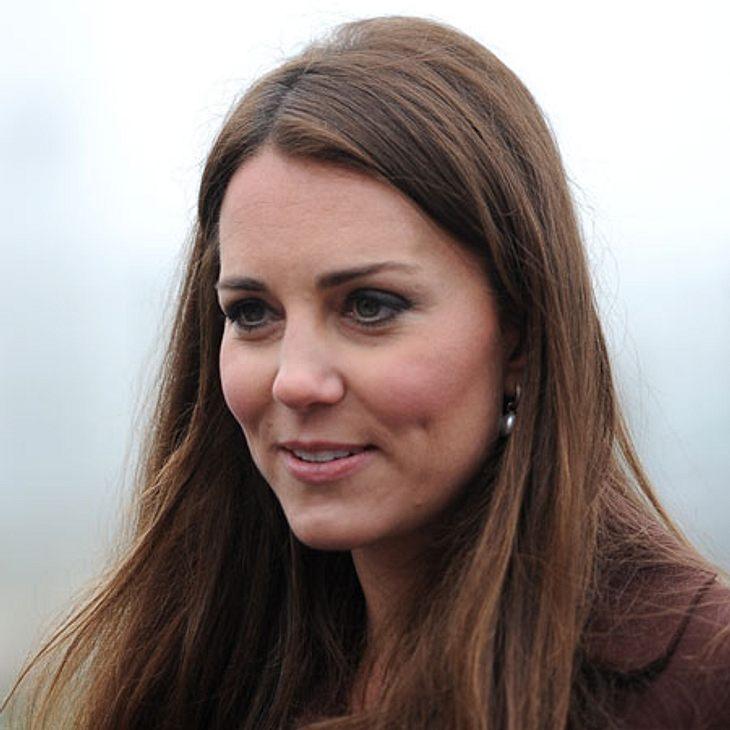 Die Geburt von Prinz Williams und Herzogin Kates erstem Kind rückt immer näher