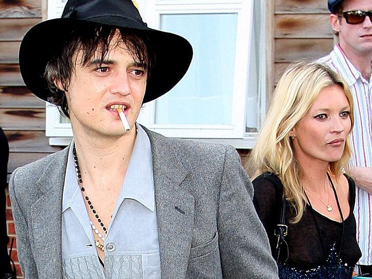 Kate Moss sucht eine neue Freundin für Ex Pete Doherty
