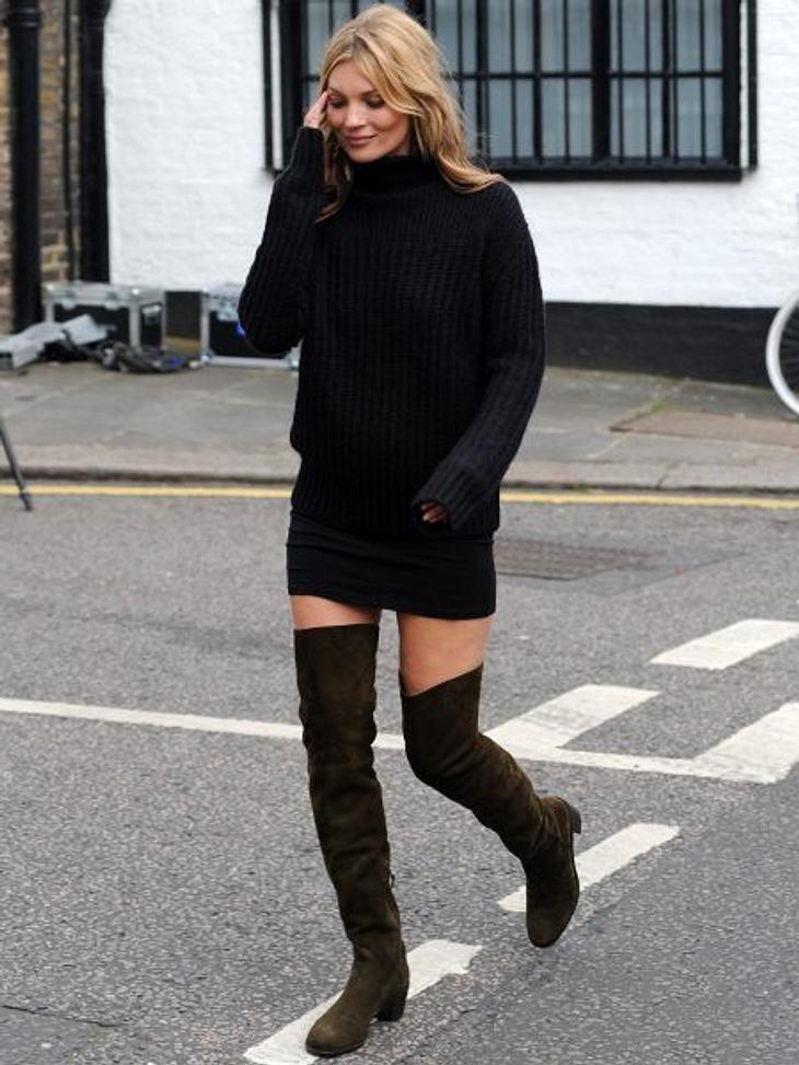 Kate Moss benutzt Bodydoubles