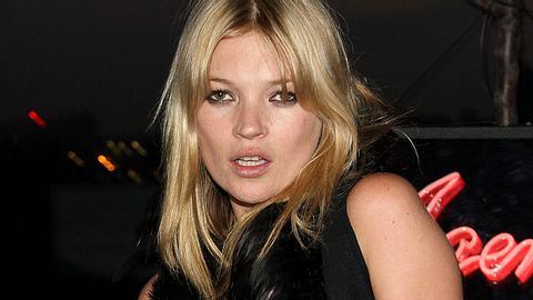 Kate Moss hat ihre eigenen Schönheitstipps - Foto: GettyImages