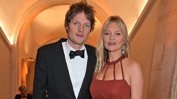 Kate Moss: Hochzeits-Hammer! - Foto: Getty Images