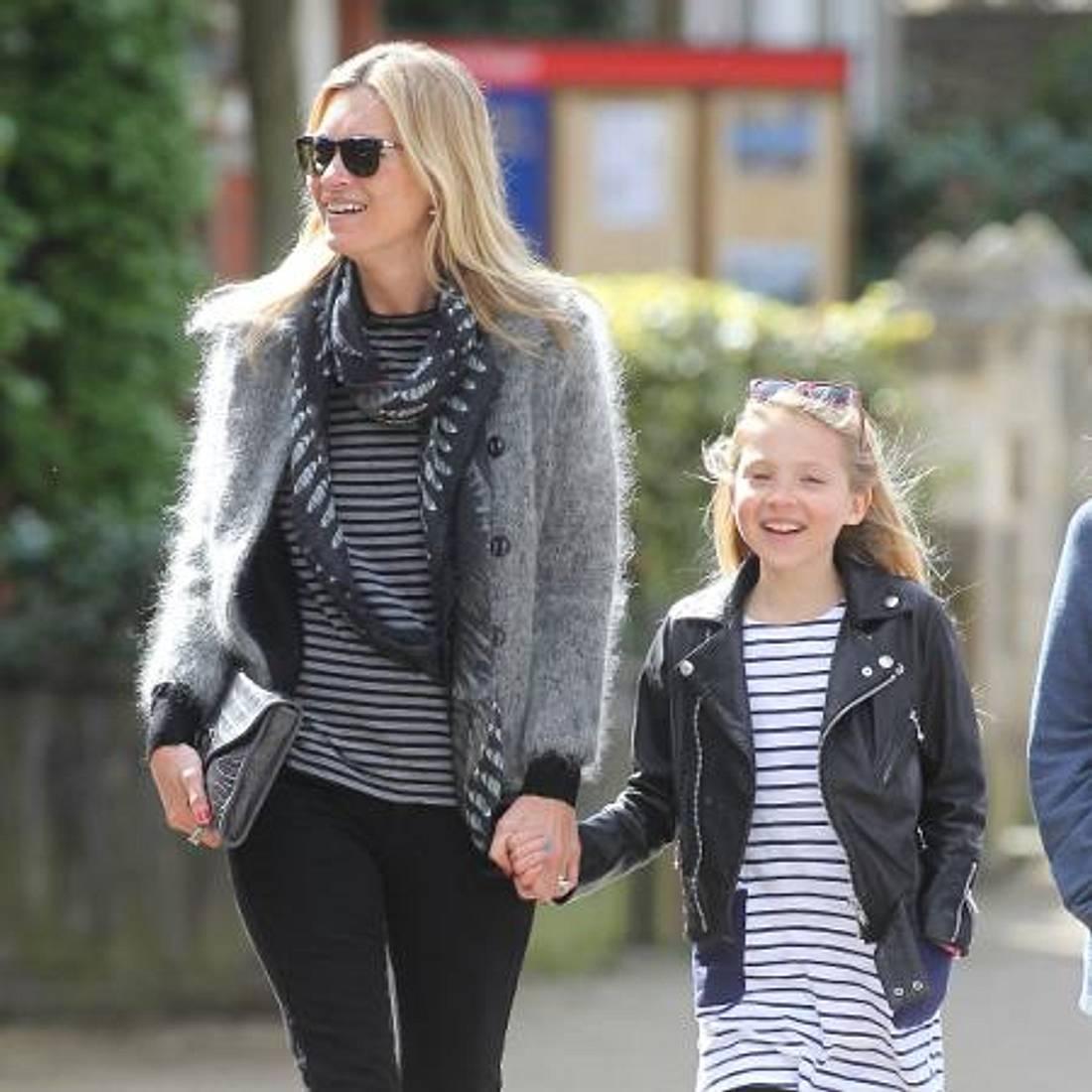 Kate Moss' Tochter Lila Grace hat auch Model-Ambitionen