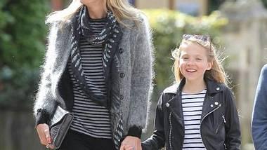 Kate Moss Tochter Lila Grace hat auch Model-Ambitionen - Foto: Wenn