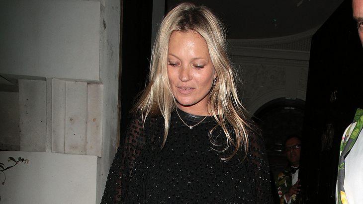 Kate Moss: Alkohol-Drama - Erschütternde Bilder aufgetaucht!